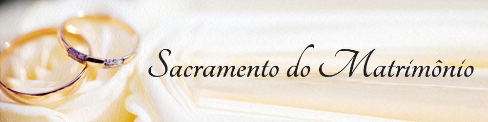 Sacramento Do Matrimonio Catolico : Curso de noivos catolico