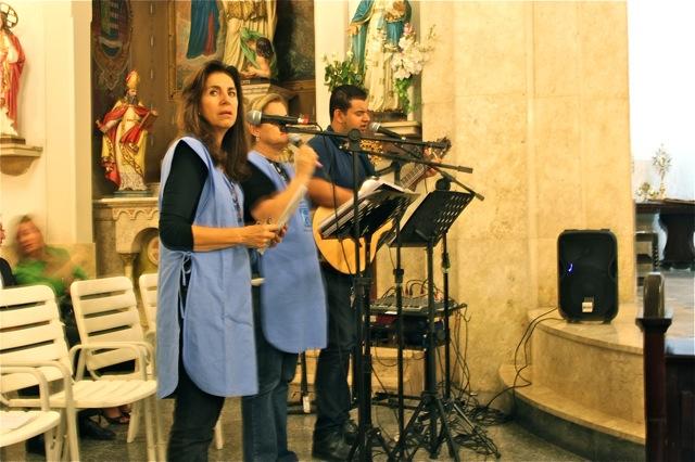 Missa Solene de N. Sra. Imaculada Conceição