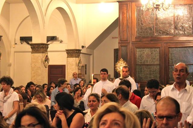 Fotos da Missa Solene de Nossa Sra. Imaculada Conceição