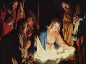 """""""Meus olhos viram a Tua Salvação – O verdadeiro sentido do Natal"""""""