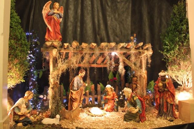 Participe da Novena de Natal