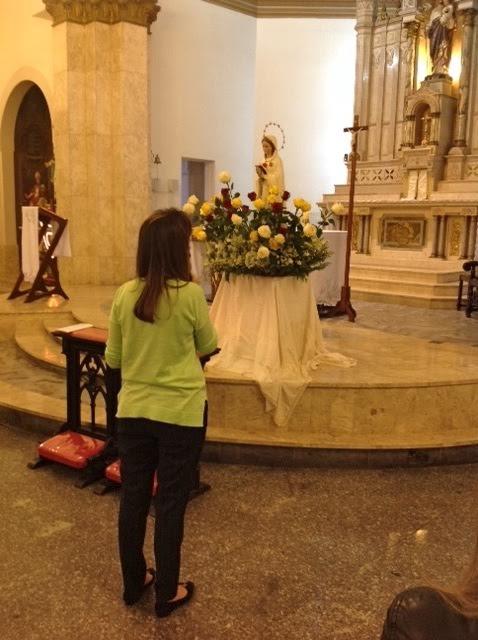 7 anos da Oração das Mil Ave-Marias