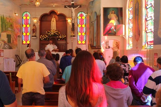Oração das Mil Ave-Marias (13/07/2015)