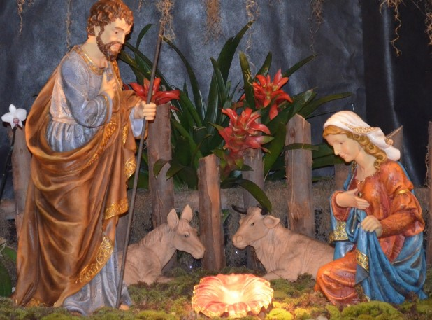 Missas de Natal e Ano Novo