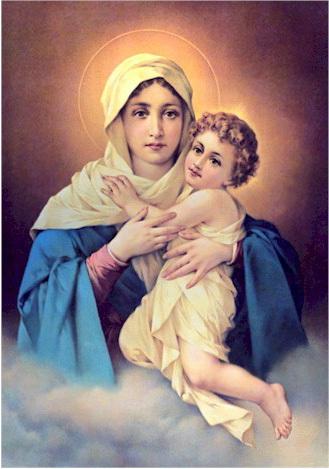 Maio: mês dedicado a Maria