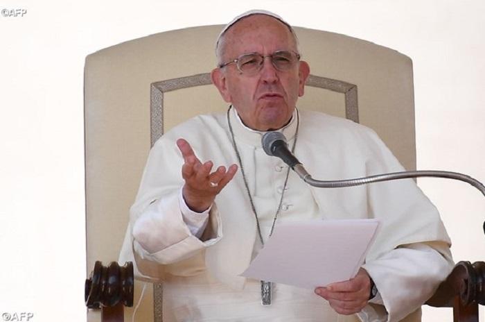 Síria: proteger civis é um dever imperativo e urgente, diz Papa