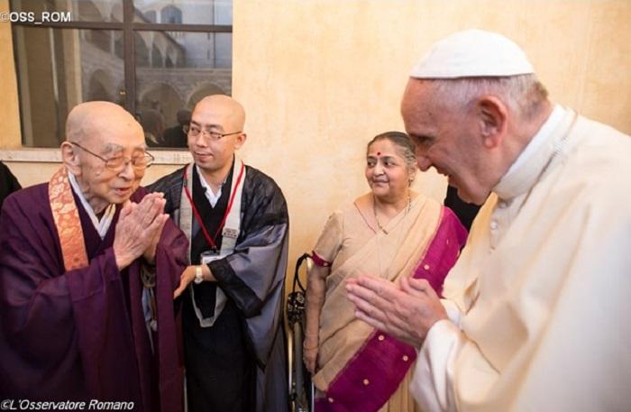 Líderes religiosos assinam, em Assis, apelo pela paz