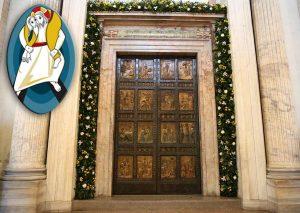 Peregrinação à Porta Santa