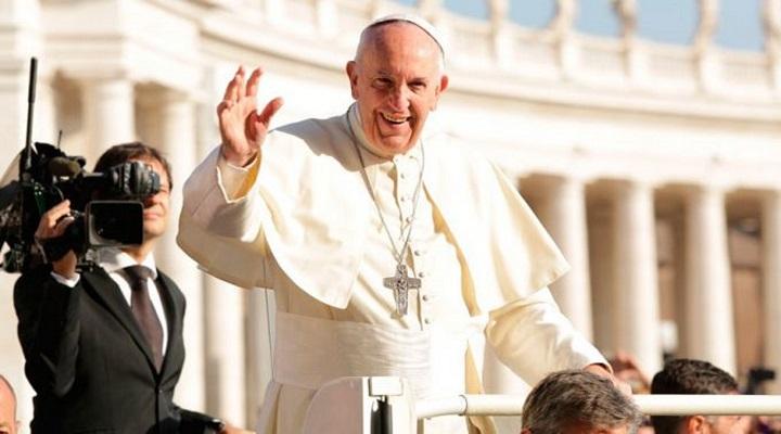 "Papa Francisco: ""Embora tenha feito algo terrível, Jesus também te perdoa!"""