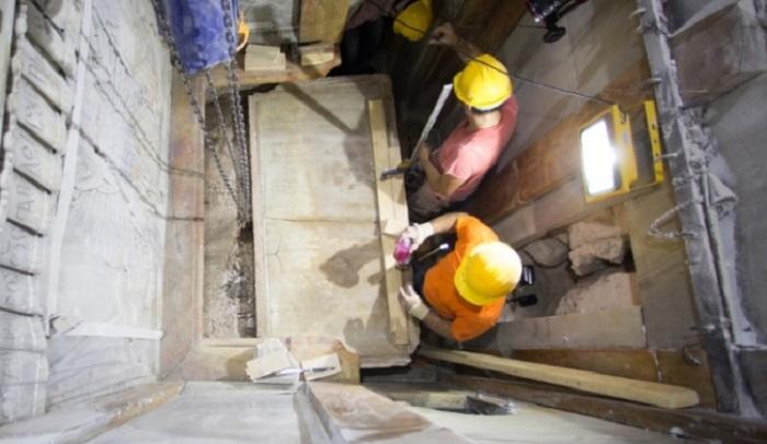 Túmulo de Jesus em Jerusalém é aberto após cinco séculos