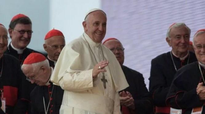 """Está estressado? Papa Francisco compartilha """"segredo"""" para enfrentar isso"""