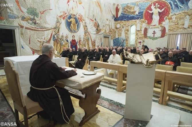 Frei Raniero fala do Espírito Santo e o carisma do discernimento