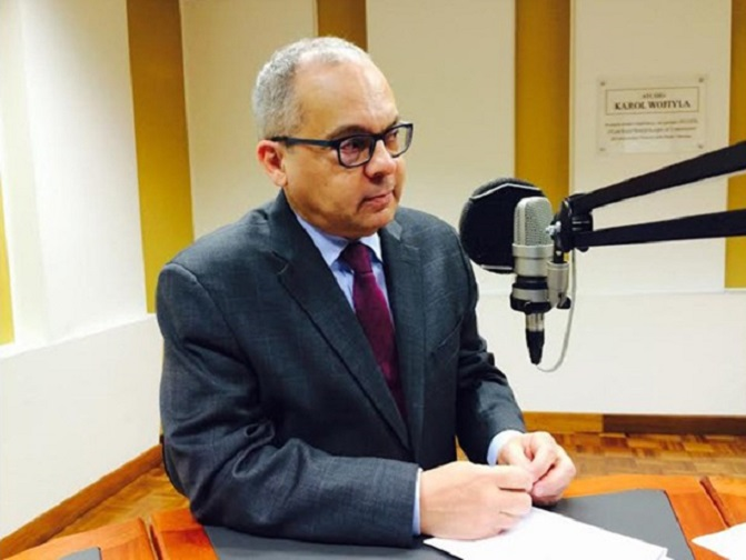 """Embaixador do Brasil: """"homilias do Papa me fizeram uma pessoa melhor"""""""