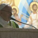 Papa Francisco recorda que ser cristão é dar testemunho de Jesus