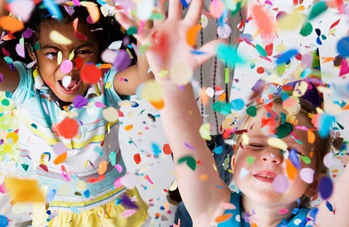 Carnaval, a alegria simples e entusiasta dos pequenos