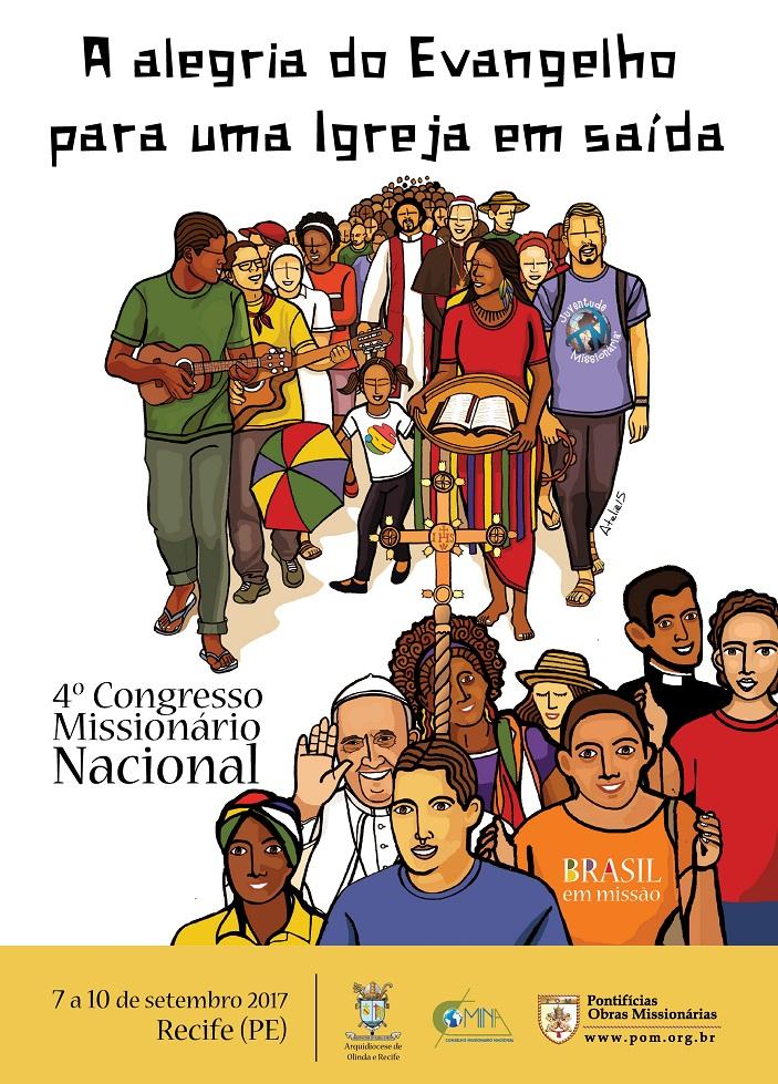 Texto-base do Congresso Missionário Nacional será enviado às dioceses