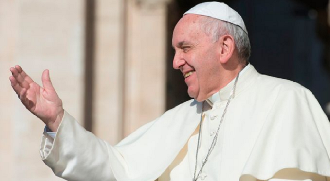 Papa Francisco: Quaresma é forte chamado à conversão e abertura aos demais