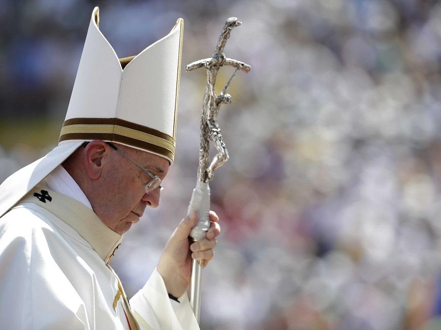 """Papa: """"Perdão às vítimas e severidade com quem comete abusos sexuais"""""""