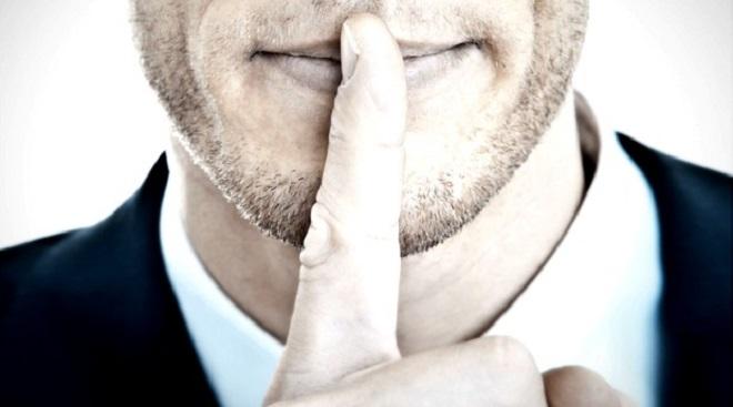 Ter o valor de calar e de falar