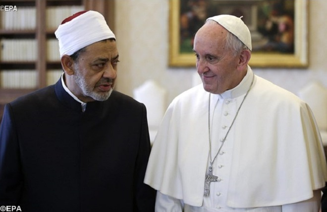 Papa visitará Egito nos dias 28 e 29 de abril: a alegria dos coptas