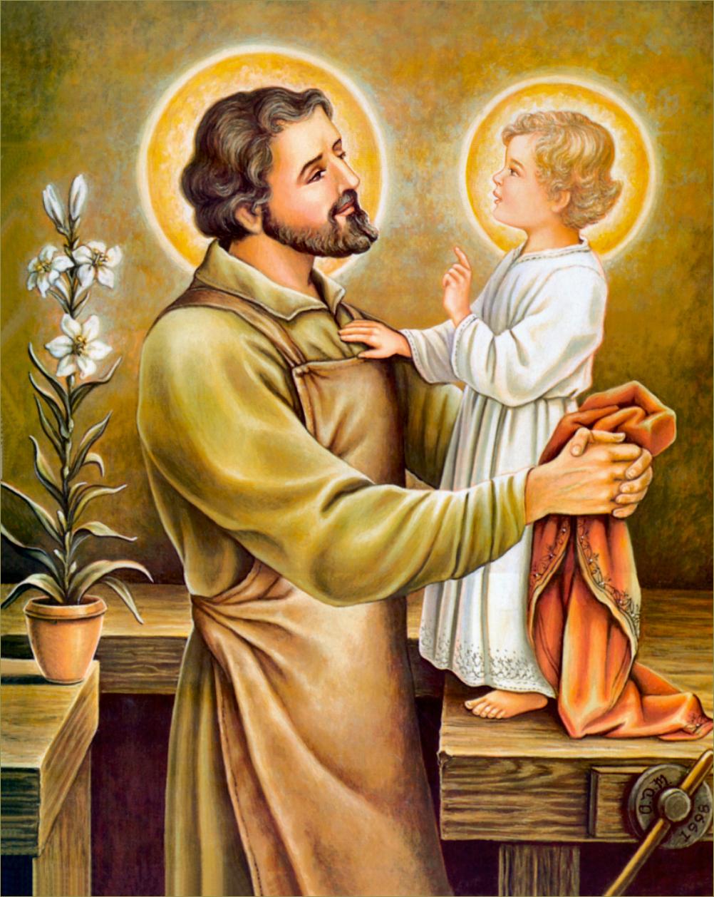 Confira a programação da Festa de São José, na paróquia!