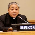 ONU: Dom Auza faz apelo em prol do combate à violência sexual
