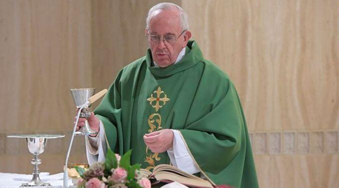 Um cristão jamais deve ser hipócrita, afirma Papa em homilia