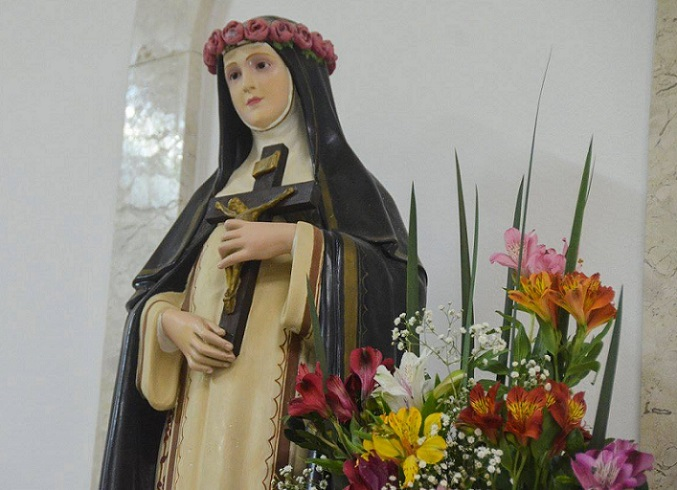 Concluído Ano Jubilar de Santa Rosa de Lima: Papa envia mensagem