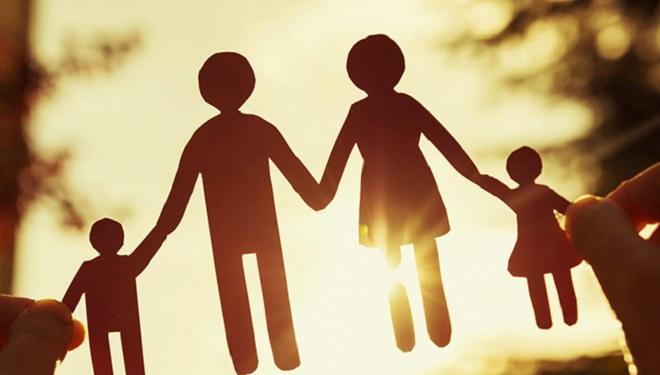 A família e a sociedade