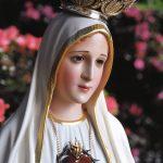 Confira a programação especial para a visita da imagem de Nossa Senhora de Fátima