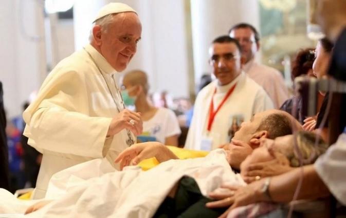 Publicada a Mensagem do Papa para o próximo Dia Mundial do Enfermo