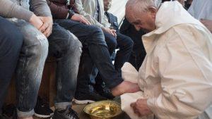 """O Papa Francisco na Quinta-feira Santa no cárcere """"Regina Coeli"""""""