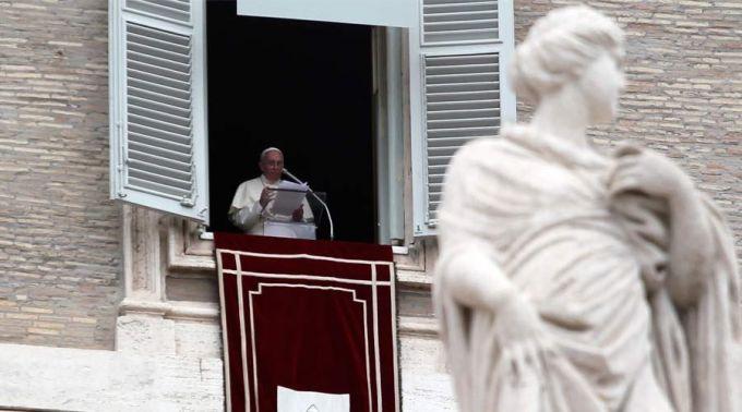 """No Regina Coeli, Papa afirma: """"Jesus pode curar-nos"""""""