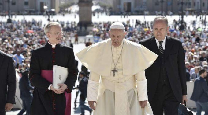 Papa Francisco: Para obedecer a Deus primeiro deve ser grato
