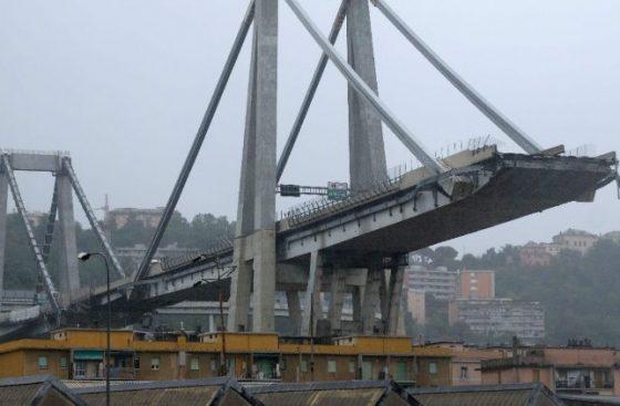 Desaba ponte na cidade de Gênova. A diocese em oração