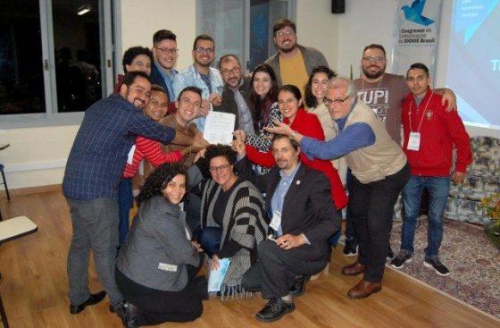 Signis Brasil Jovem: campanha de apoio ao Papa Francisco