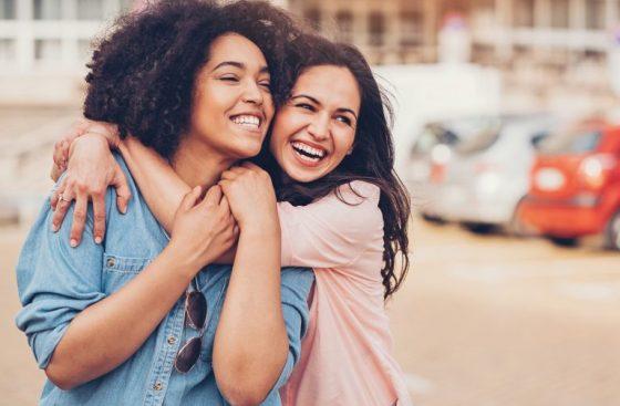 O amigo é como um mensageiro de Deus na nossa vida