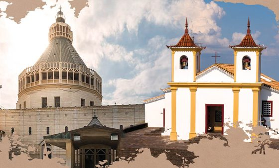 Santuário de MG ganha título de 'Basílica Irmã' de Igreja de Israel