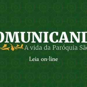 Acesse agora mesmo o Informativo Comunicando a Vida da Paróquia São José – Ed. Out/2021