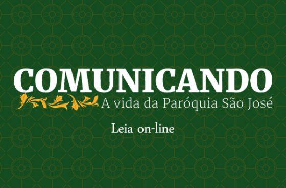 Acesse agora mesmo o Informativo Comunicando a Vida da Paróquia São José – Ed. Jan/2020