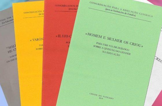 """Documento do Vaticano sobre """"gender"""": sim ao diálogo sobre estudos, não à ideologia"""