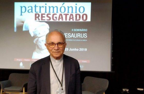 Portugal: Igreja católica lança nova plataforma com inventário online