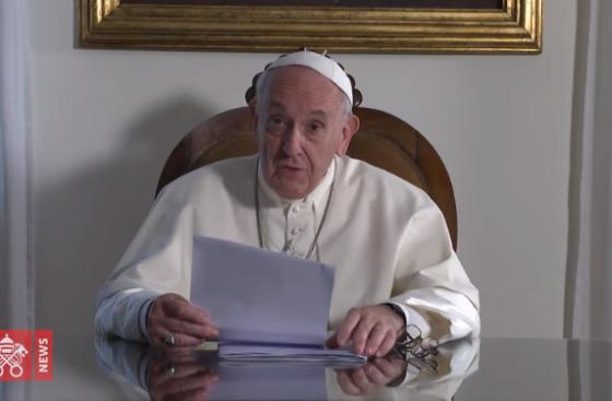 Cúpula do Clima: Francisco pede honestidade, responsabilidade e valentia
