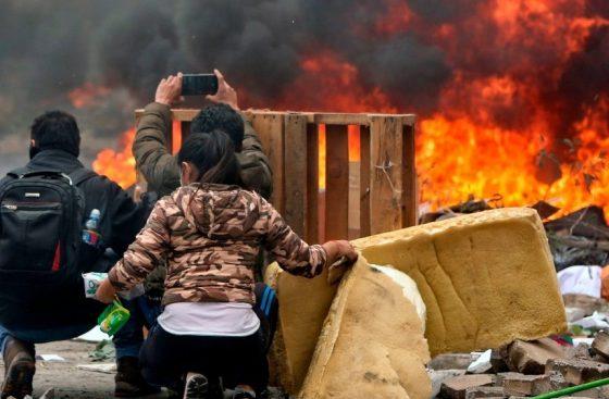 O apelo do Papa pelo fim da violência na Síria e no Equador