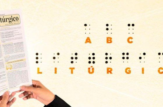 Diocese de Santo André lança folheto litúrgico em Braille