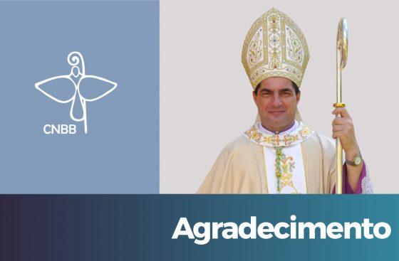 O Papa Francisco aceita renúncia de dom Marcello Romano à diocese de Araçuaí (MG)