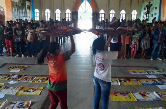 Evangelização na Amazônia avança com inculturação, mas sente impactos da covid-19