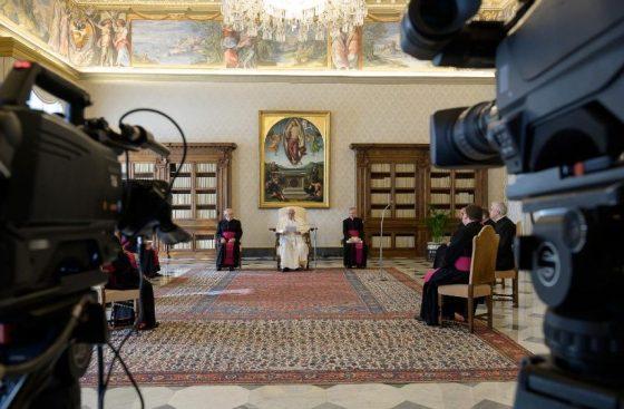 O segredo da misericórdia: perdoar e ser perdoado. A Audiência do Papa