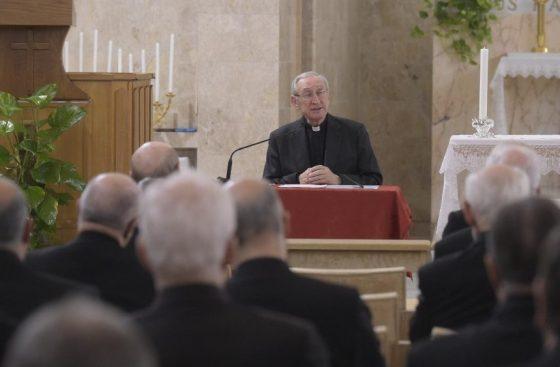 Exercícios espirituais, padre Bovati: não substituir o crer com o saber