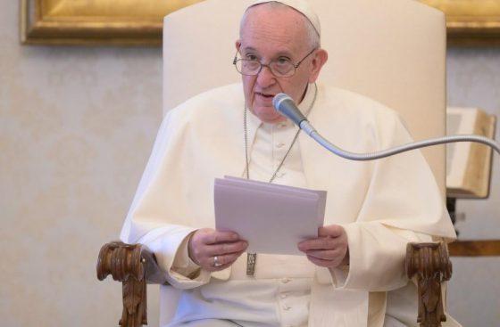 """Papa no Dia Mundial da Terra: o mundo natural é o """"Evangelho da Criação"""""""